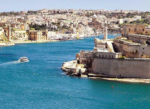 Dovolená na ostrově Malta